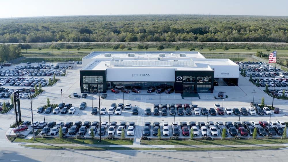 Jeff Haas Mazda in Houston, TX