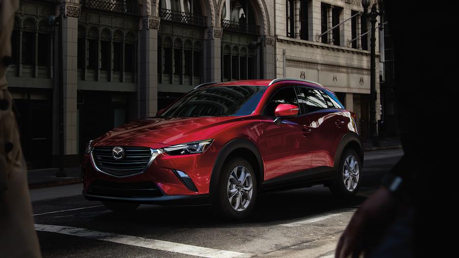 New 2021 Mazda CX-3 in Houston, TX