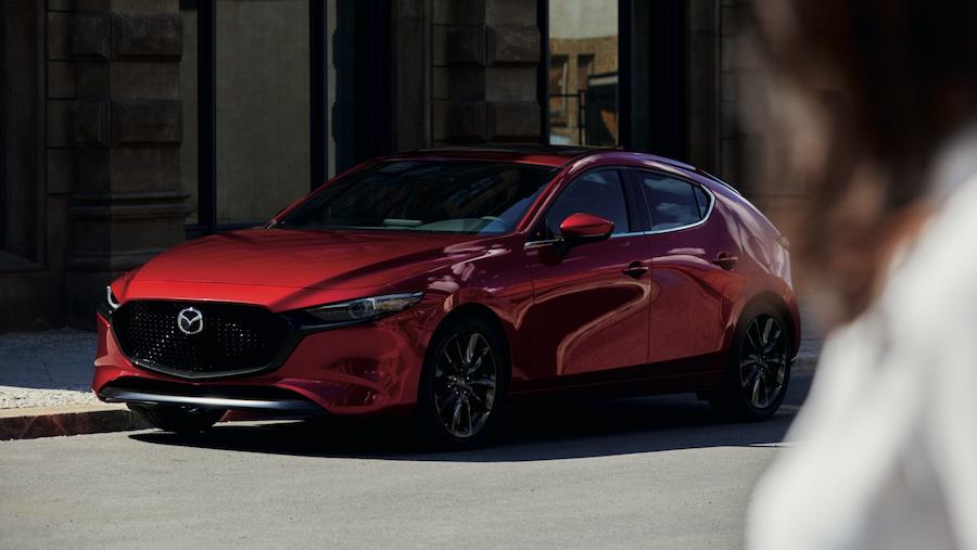 New 2021 Mazda3 Hatchback in Houston, TX
