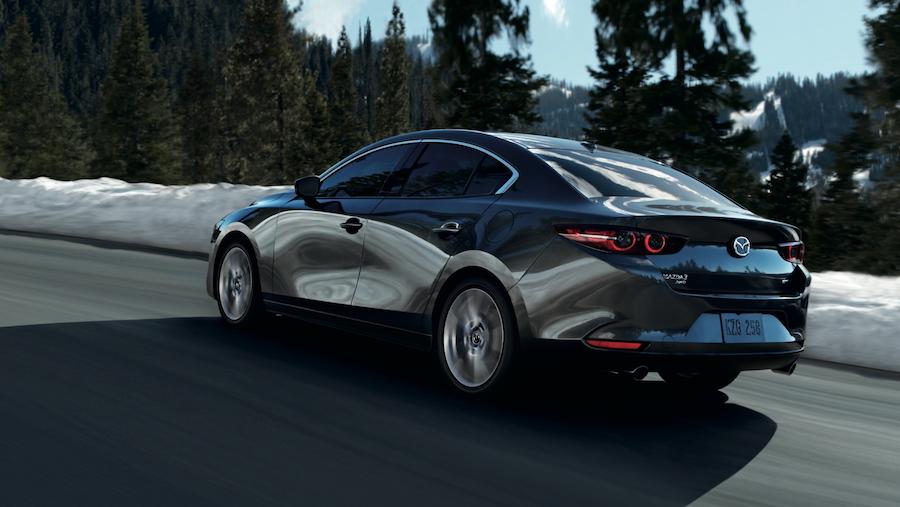 New 2021 Mazda3 Sedan in Houston, TX