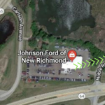 Johnson Ford is moving down the road to Noble Rd soon!