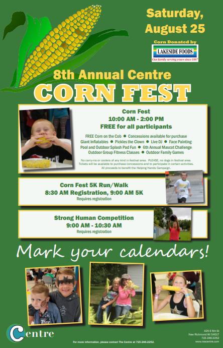 Corn Fest 2018 Sponsored by Johnson Ford and Johnson Motors