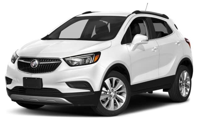 New 2019 Buick Encore Preferred FWD 1.4L 4 cyls