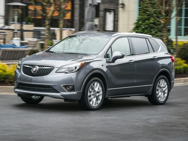 New 2019 Buick Envision Essence 2.5L 4 cyls AWD