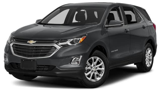New 2019 Chevrolet Equinox LT 1.5L 4 cyls AWD