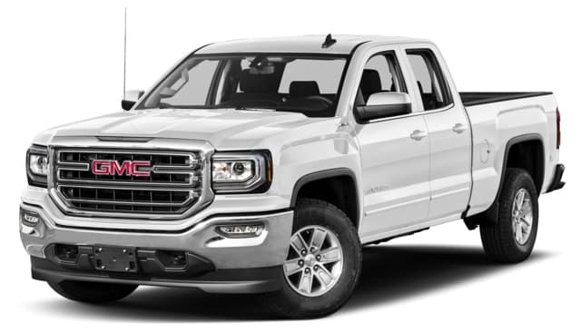 New 2019 GMC Sierra 1500 Limited SLE Double Cab 5.3L V8 4WD