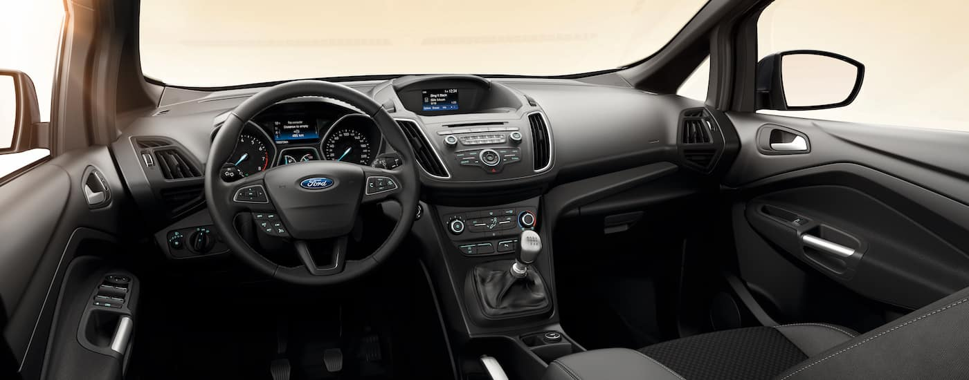 Ford announced a dynamic new C-MAX Sport special edition version of the practical and refined five-seat multi-activity vehicle (MAV) for active families, offering bold sports styling and an upgraded interior featuring standard advanced driving technologies.