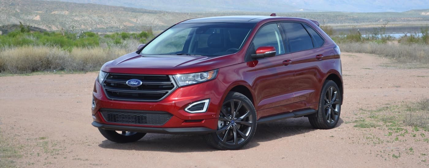 New Ford Edge Capability