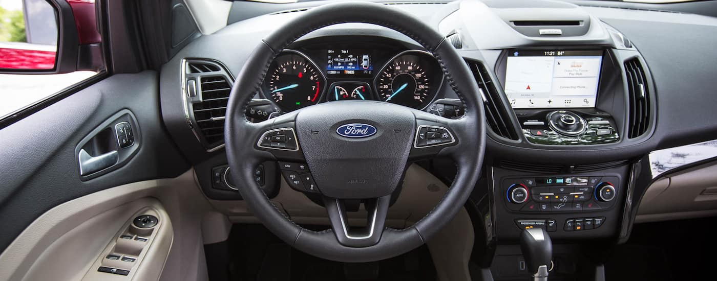 New Ford Escape Technology