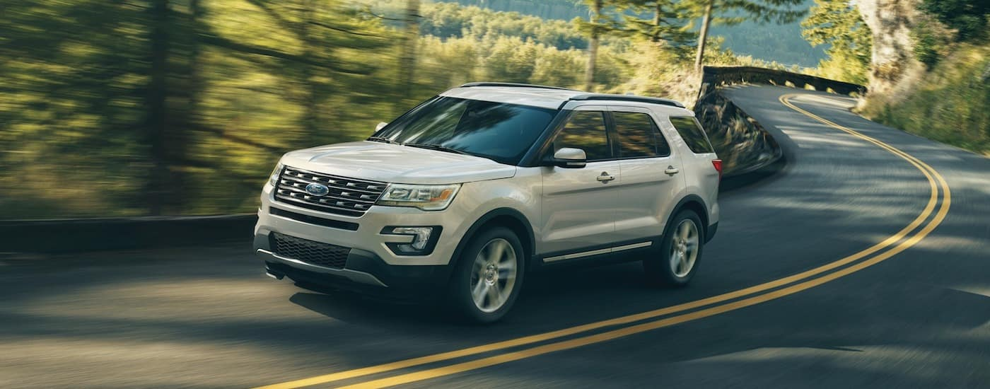 New Ford Explorer Convenience