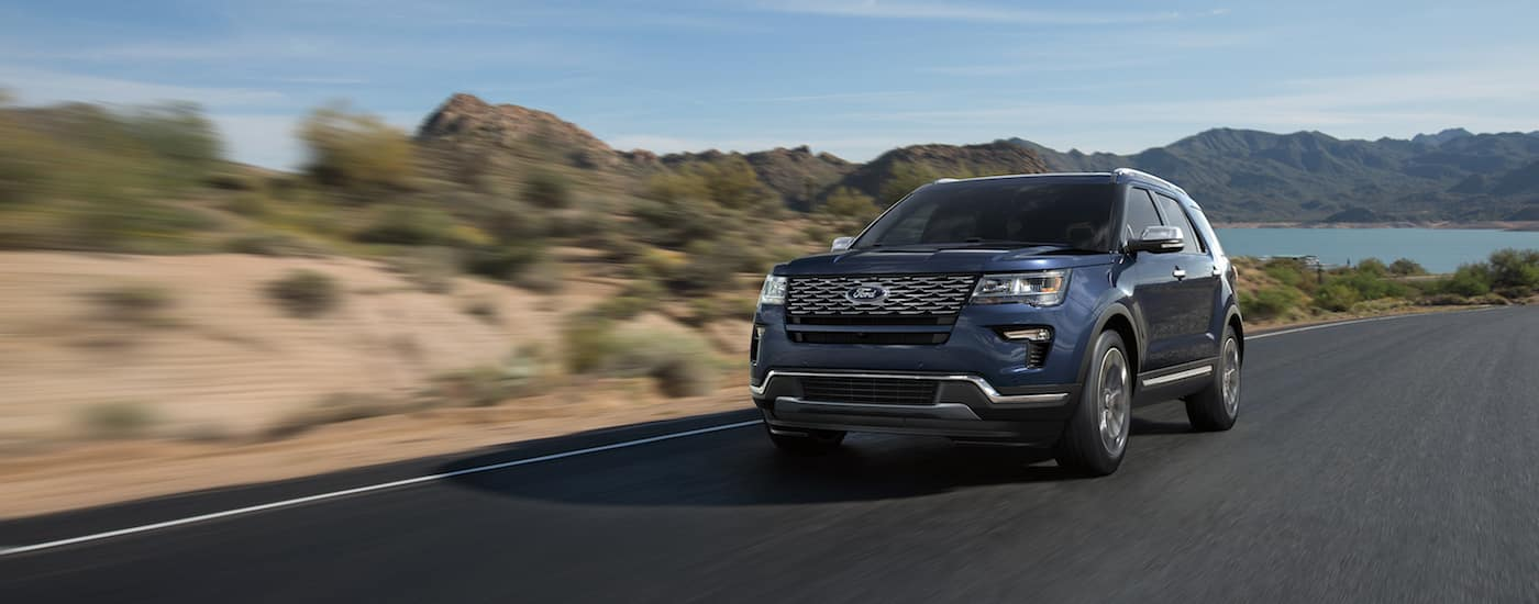 New Ford Explorer Performance