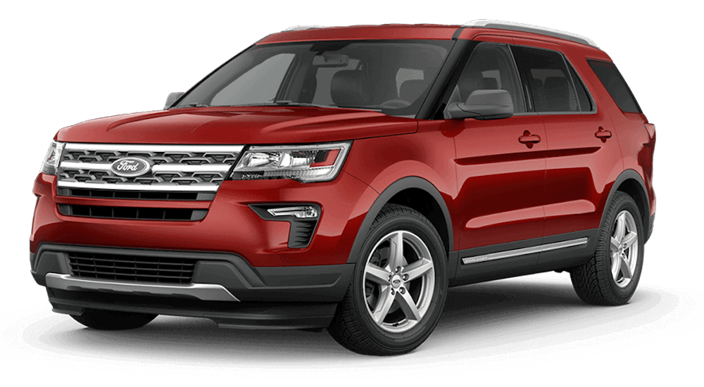 2018 Ford Explorer Kings Ford