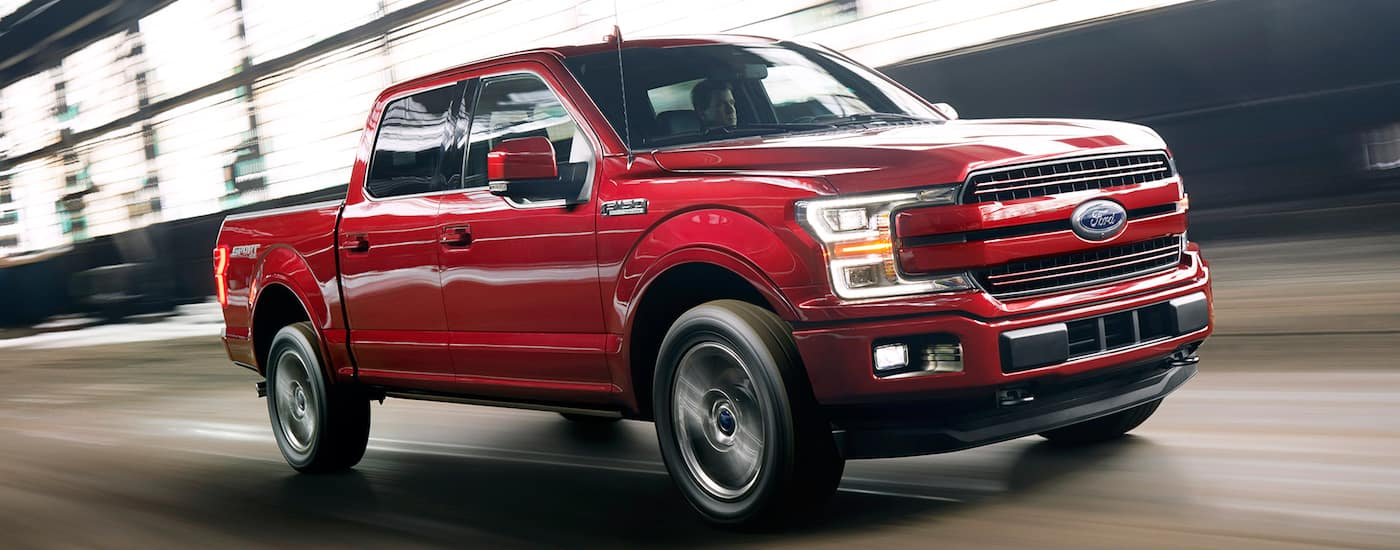 New Ford F-150 Appeal