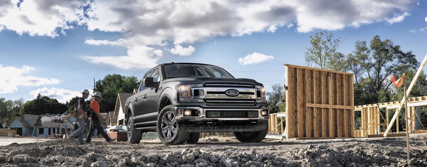 New Ford F-150 History