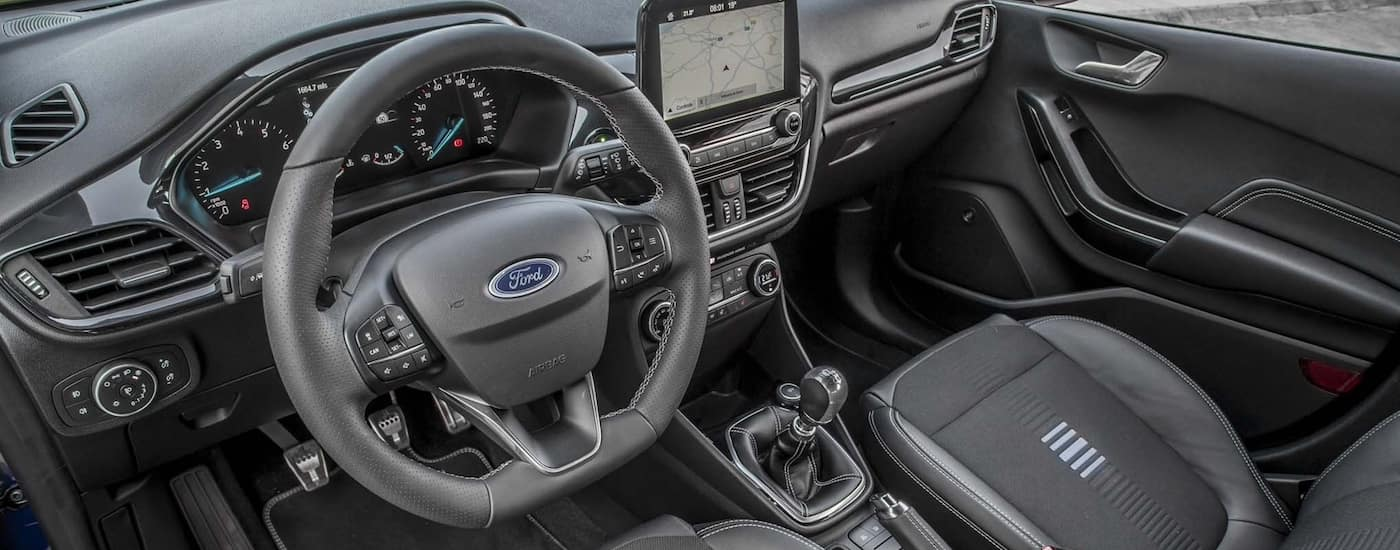 2018 Ford Fiesta Interior