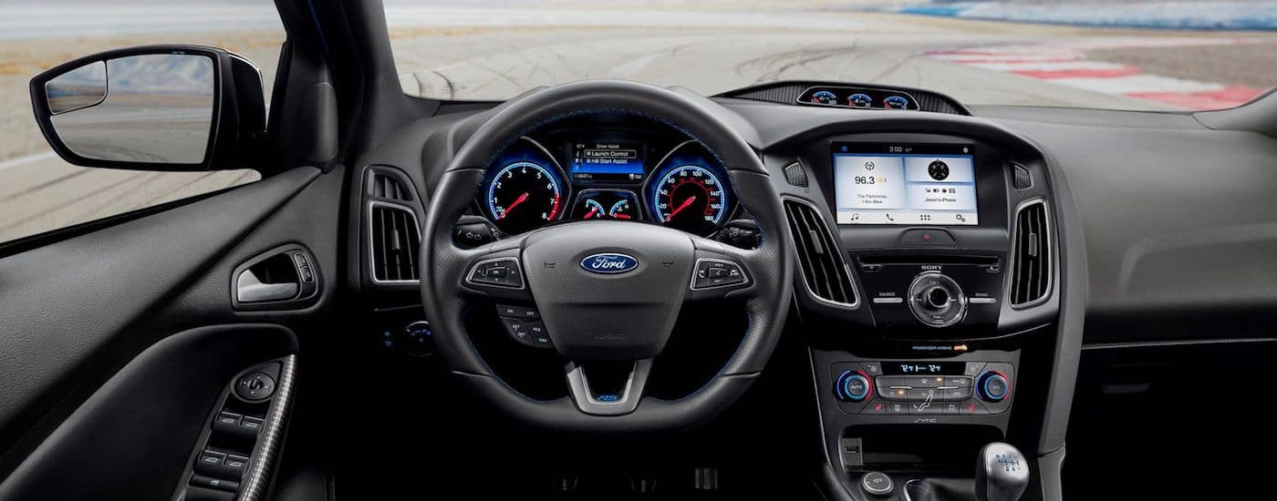 New Ford Focus Features