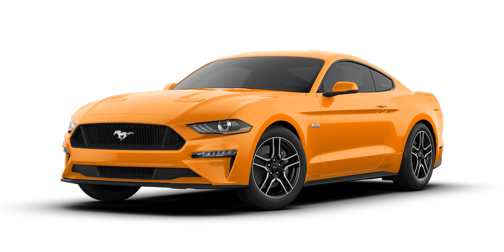 2018 ford mustang kings ford