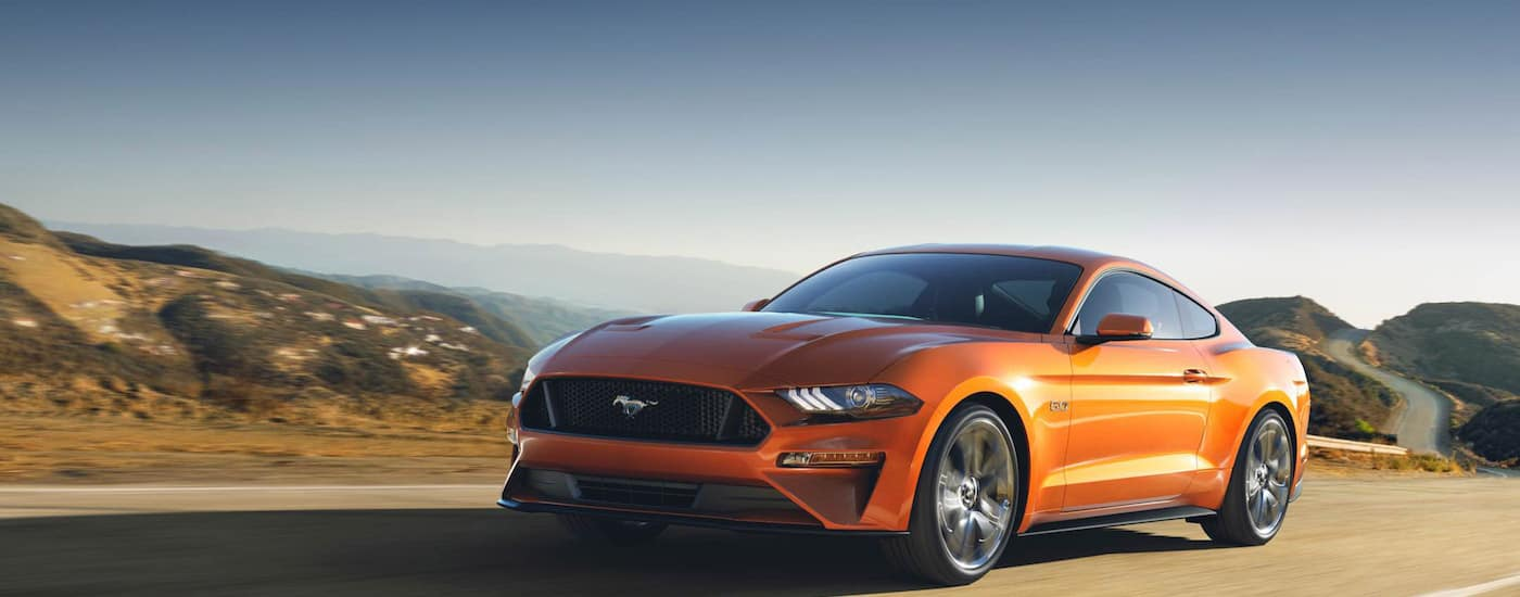 New Ford Mustang Performance