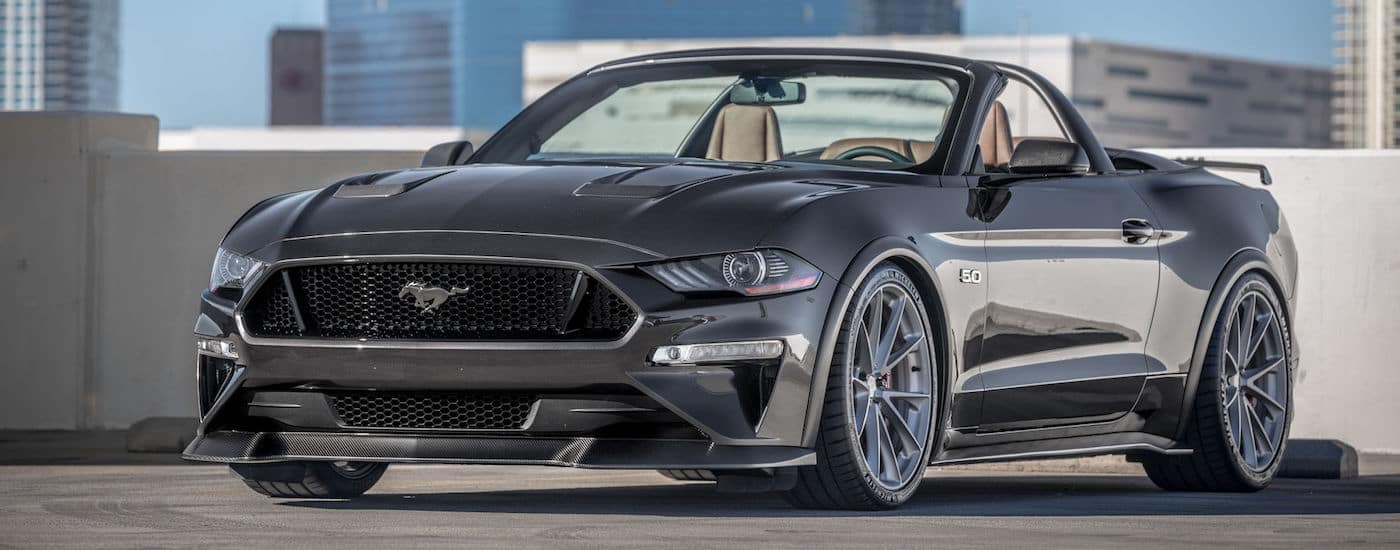 New Ford Mustang Safety