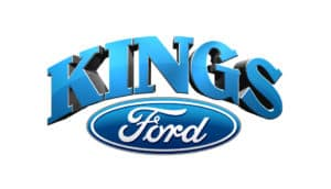 The Kings Ford Logo is displayed in blue.
