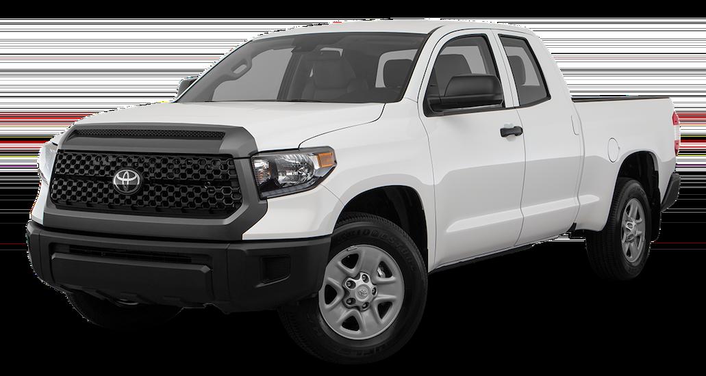 White 2018 Toyota Tundra