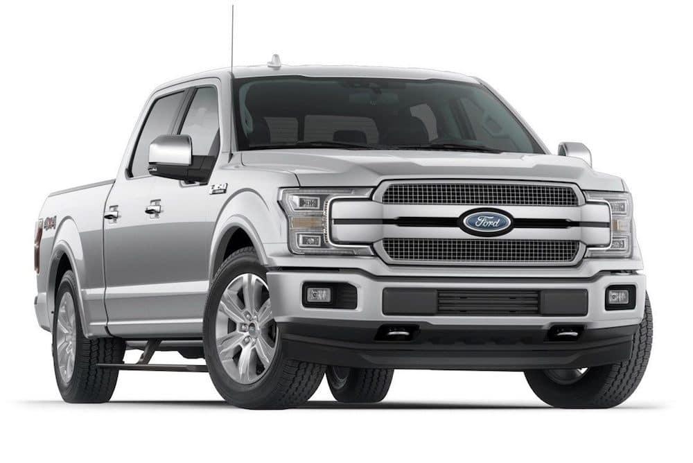 Ford Edge Vs Explorer >> 2018 Ford F-150 vs. 2018 Nissan Titan | Kings Ford