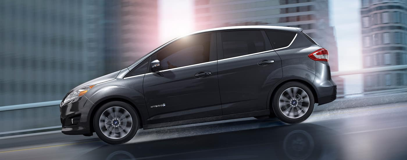 New Ford C-Max Exterior