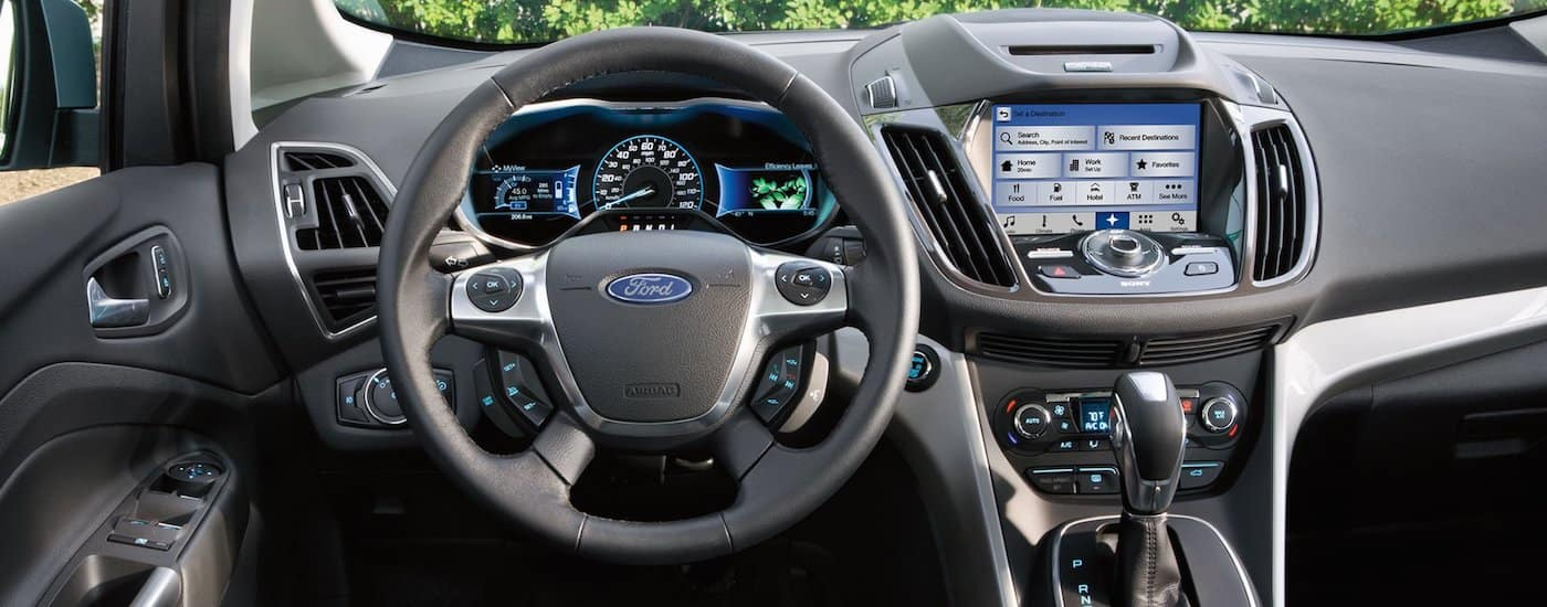 New Ford C-Max Interior