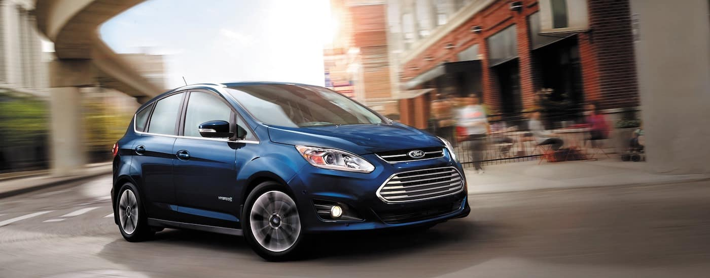 New Ford C-Max Performance
