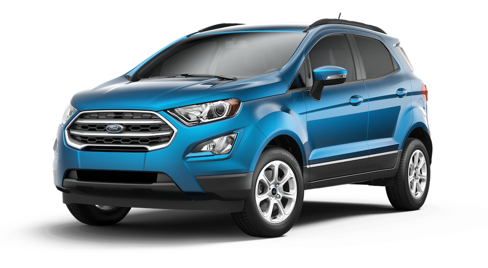 2018 ford ecosport kings ford. Black Bedroom Furniture Sets. Home Design Ideas