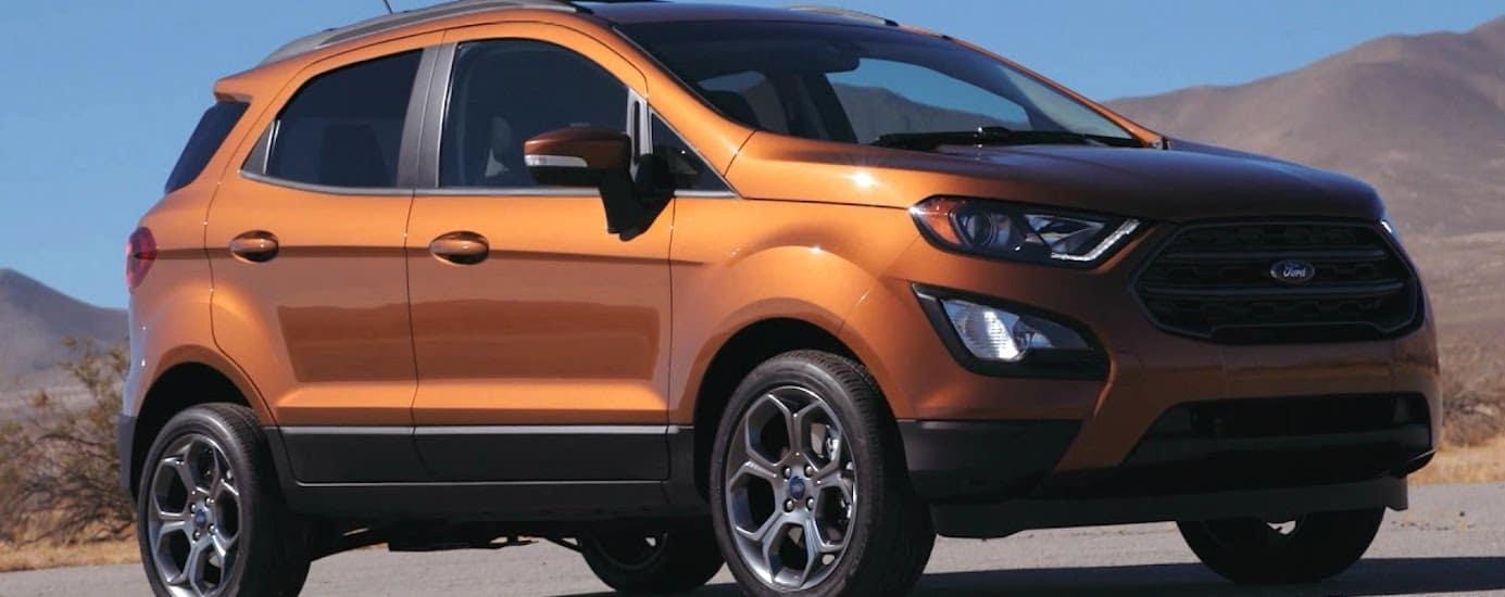 New Ford EcoSport Performance
