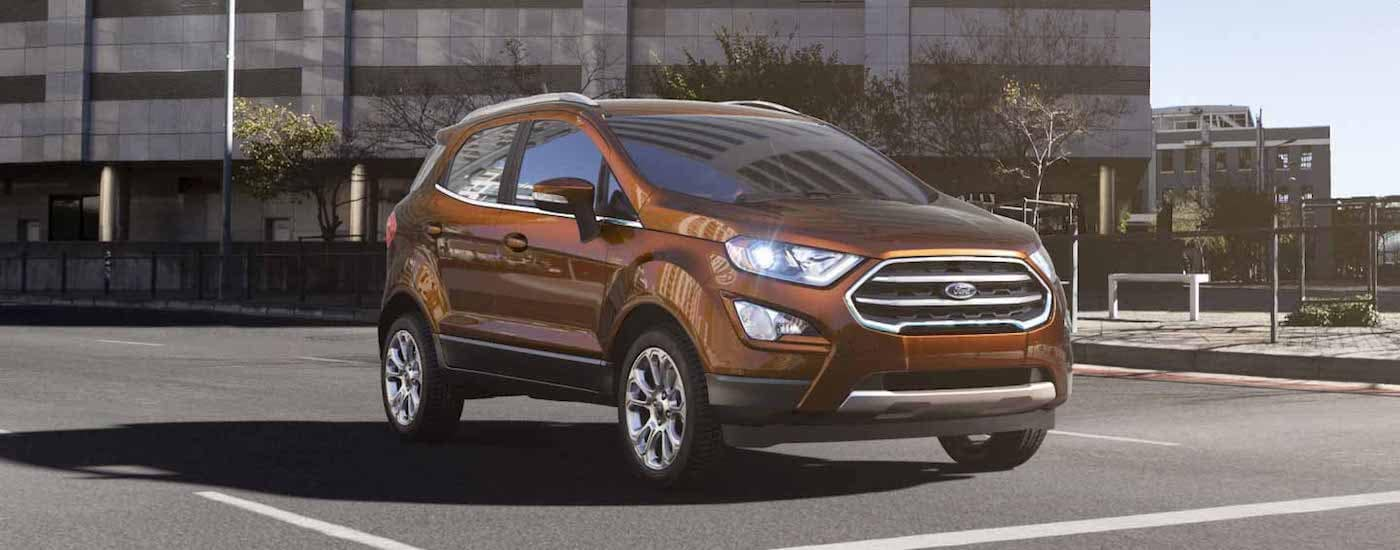 New Ford EcoSport Safety