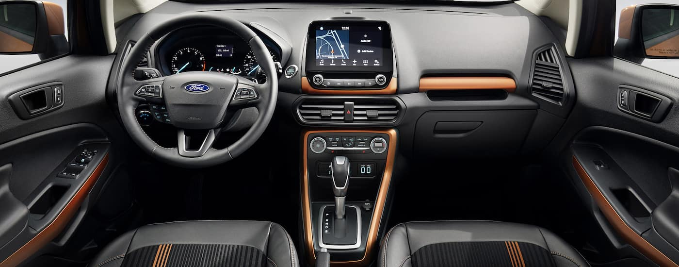 New Ford EcoSport Technology