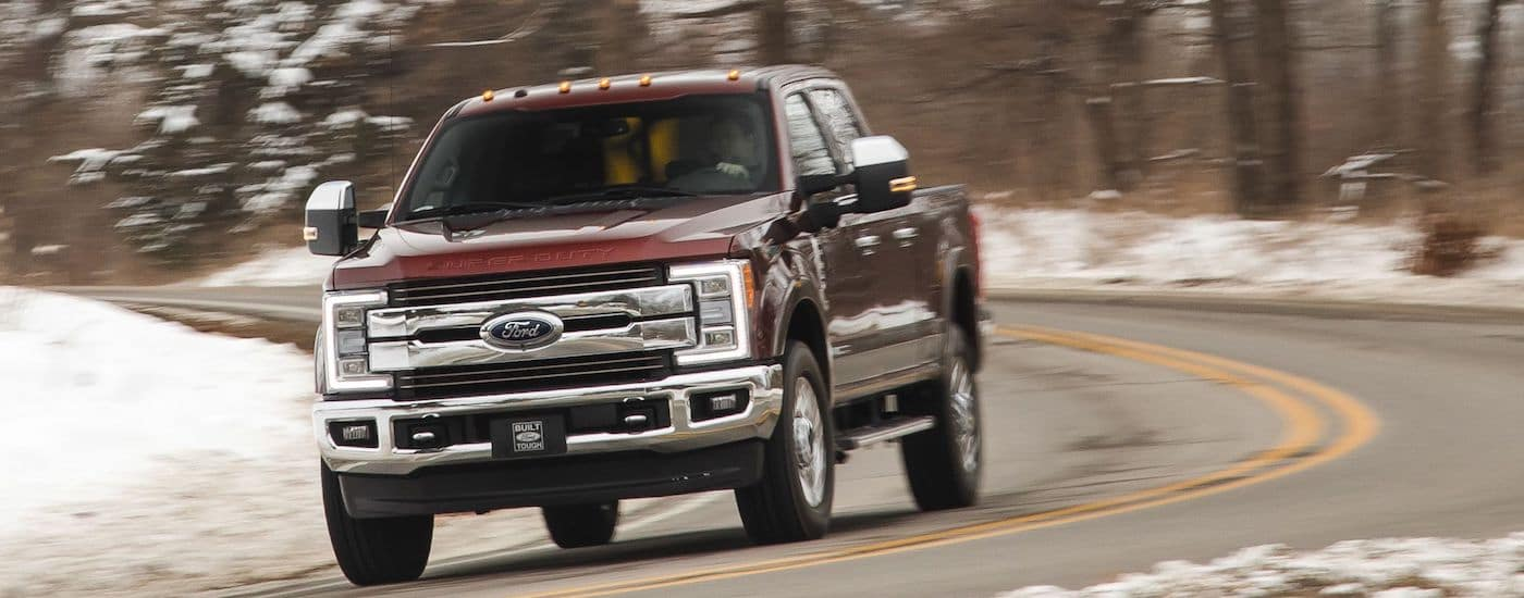 New Ford F-250 Performance