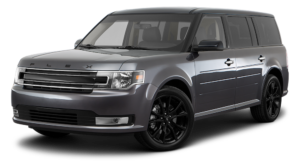 Grey 2018 Ford Flex
