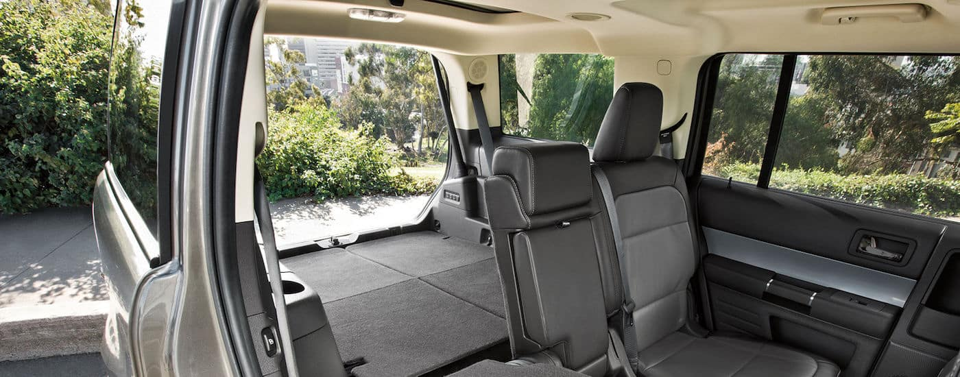 New Ford Flex Convenience