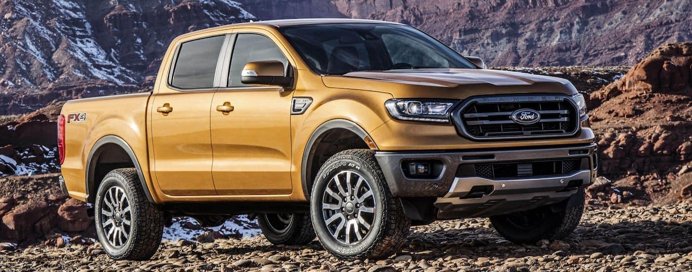 New Ford Ranger Design