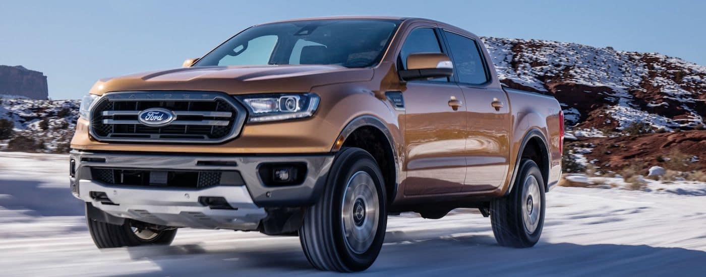 New Ford Ranger Performance