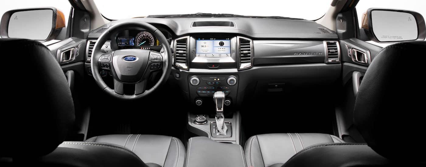 New Ford Ranger History
