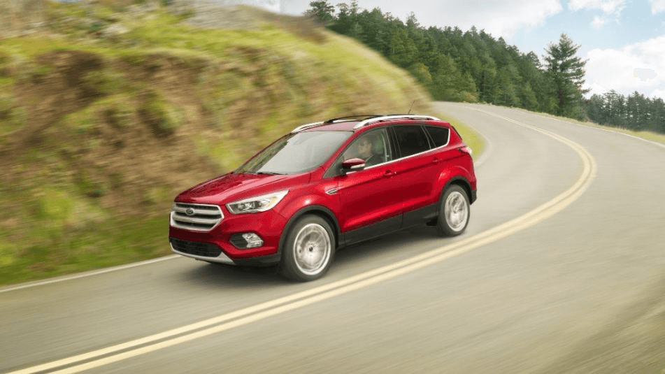 Ford Lease Deals >> Ford Leasing Program Offers Competitive Options For New Escape