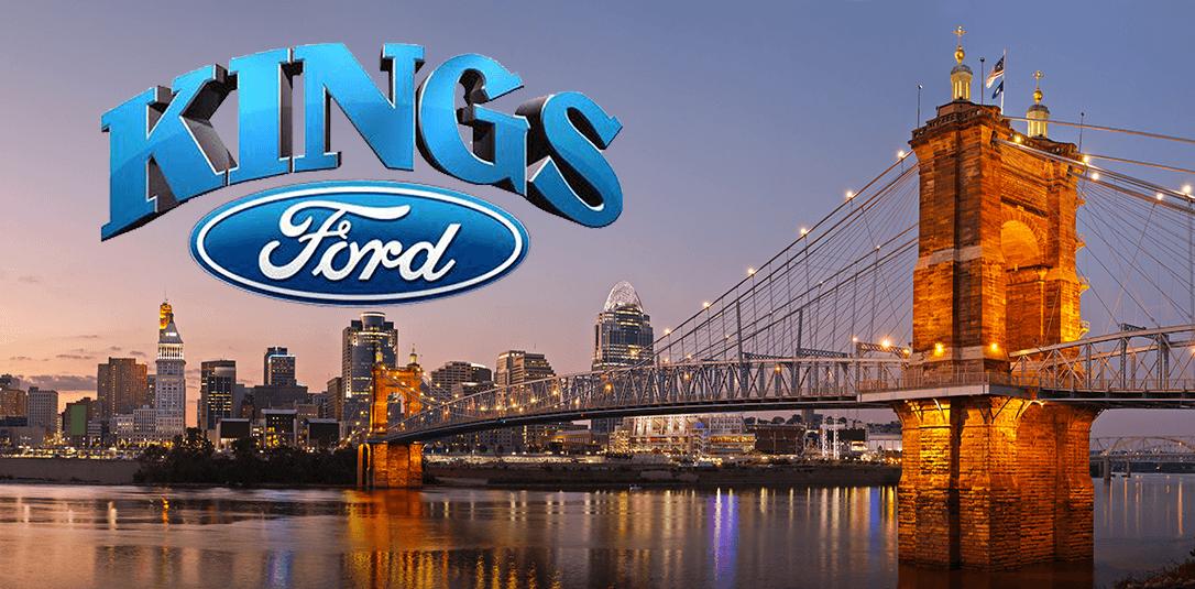 Logo of Kings Ford Cincinnati Skyline
