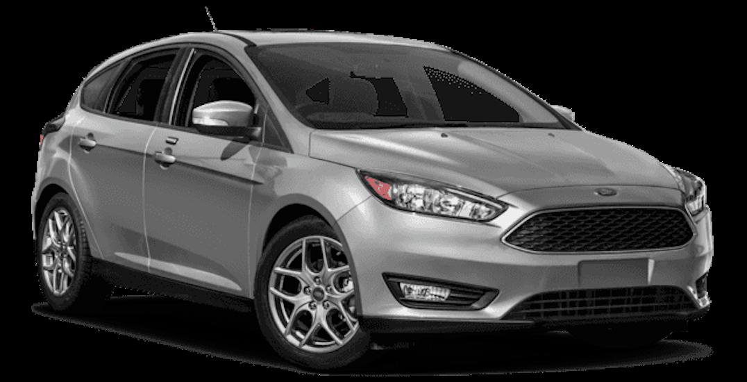 Grey 2018 Ford Focus