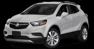 Grey 2018 Buick Envision
