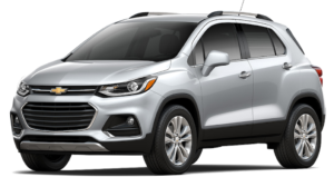 Silver 2018 Chevy Trax for sale in albany NY