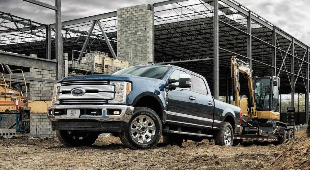 Ford Truck Enthusiasts >> The 2018 Ford Super Duty Lineup The Superheroes Of Trucks