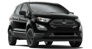 Black 2018 Ford EcoSport for sale in Albany