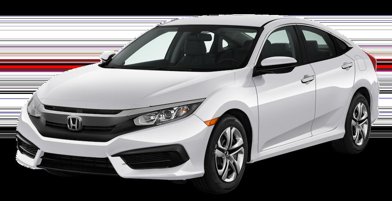 Grey 2018 Honda Civic