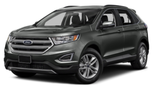 Grey 2019 Ford Edge
