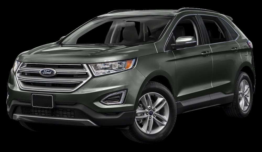 Grey 2019 Ford Edge