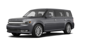 Grey 2019 Ford Flex